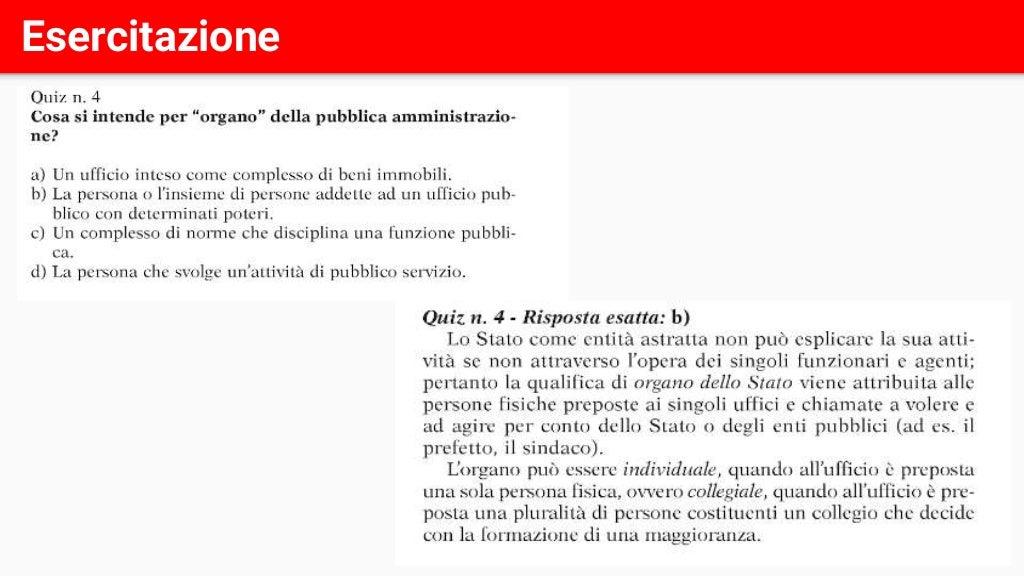 Corso di preparazione ai concorsi - Lezione 12 di 13 page 137