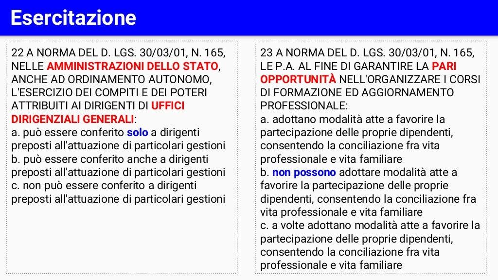 Corso di preparazione ai concorsi - Lezione 12 di 13 page 29