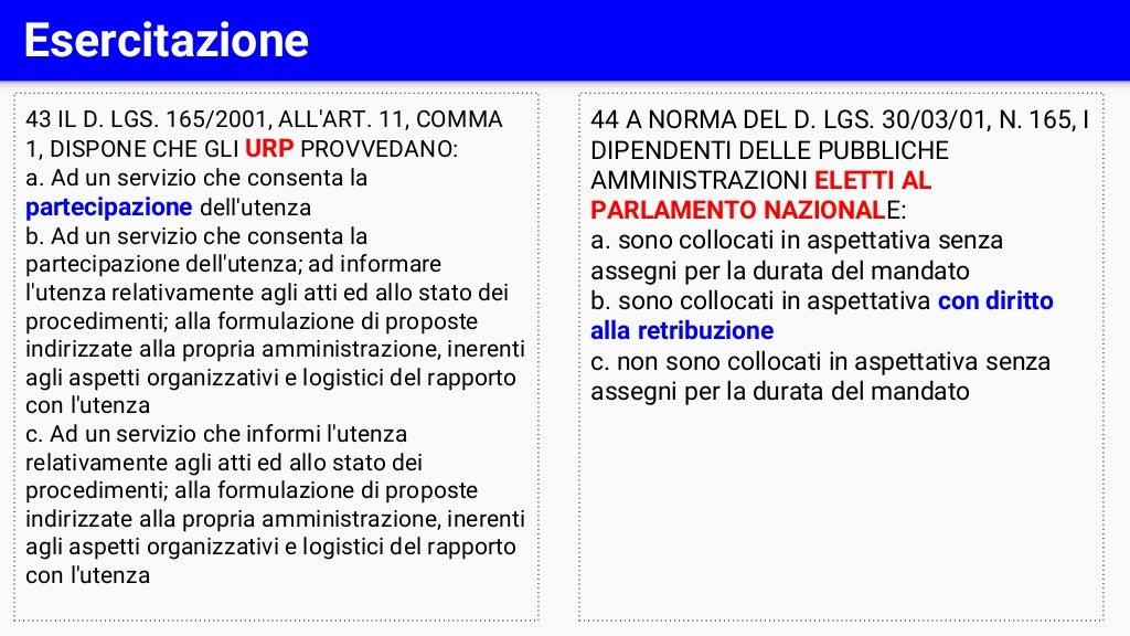 Corso di preparazione ai concorsi - Lezione 12 di 13 page 38