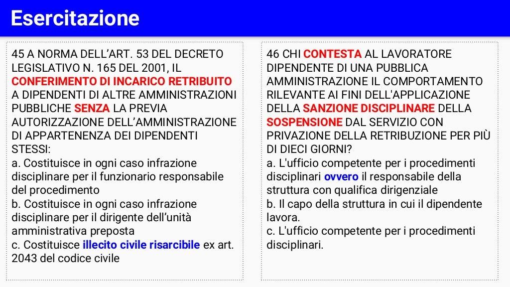 Corso di preparazione ai concorsi - Lezione 12 di 13 page 39