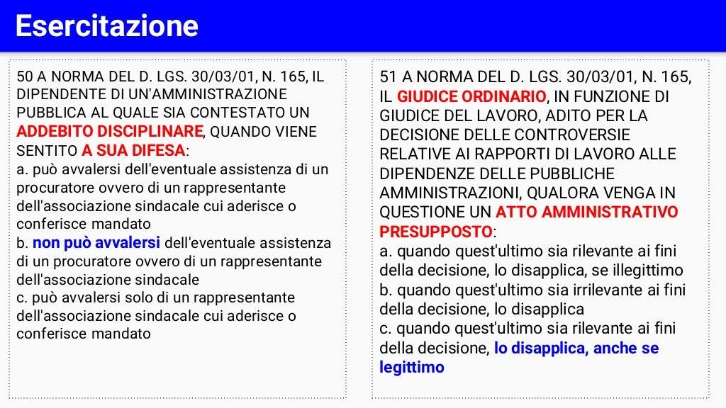 Corso di preparazione ai concorsi - Lezione 12 di 13 page 40