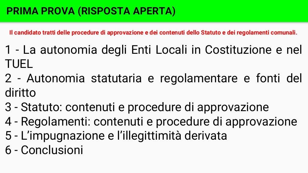 Corso di preparazione ai concorsi - Lezione 12 di 13 page 54