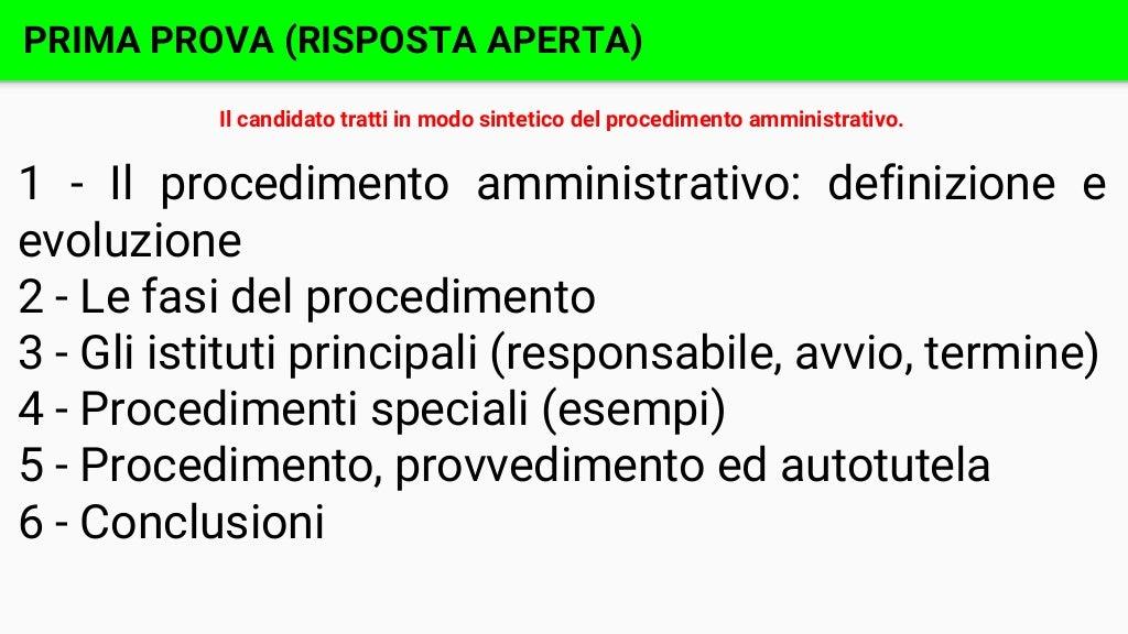 Corso di preparazione ai concorsi - Lezione 12 di 13 page 57