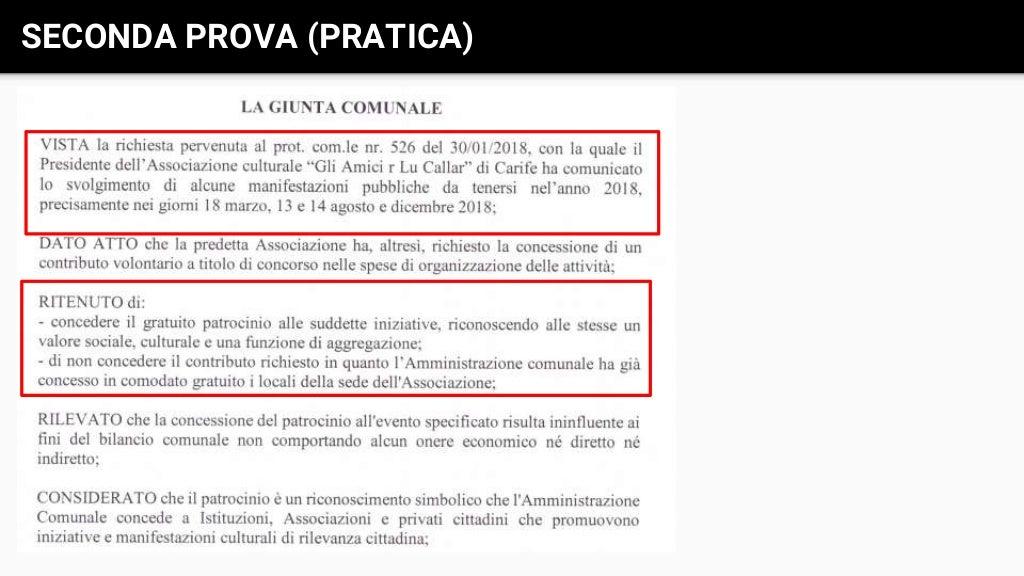 Corso di preparazione ai concorsi - Lezione 12 di 13 page 70
