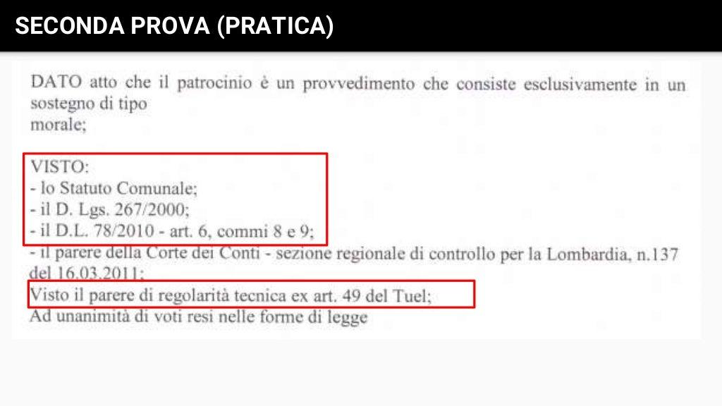 Corso di preparazione ai concorsi - Lezione 12 di 13 page 71