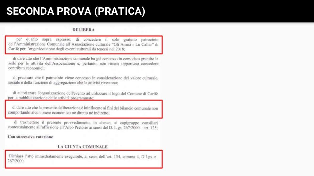 Corso di preparazione ai concorsi - Lezione 12 di 13 page 72