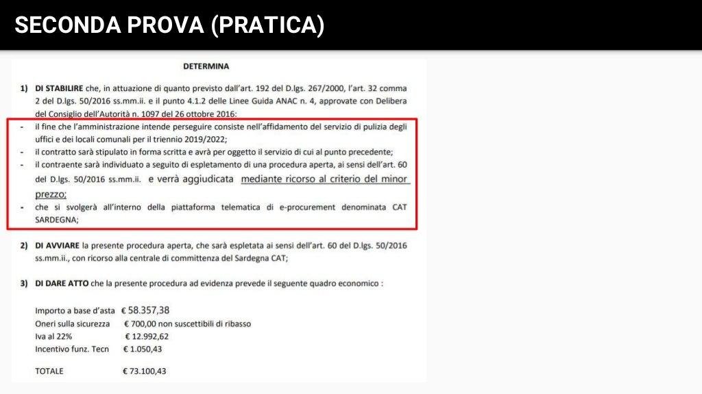 Corso di preparazione ai concorsi - Lezione 12 di 13 page 79