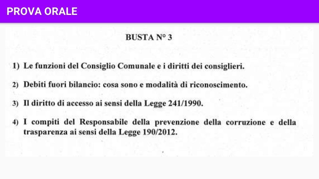 Corso di preparazione ai concorsi - Lezione 12 di 13 page 95