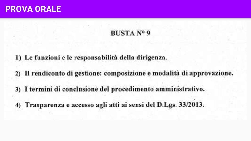 Corso di preparazione ai concorsi - Lezione 12 di 13 page 96