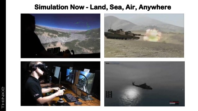 US Army STE (Synthetic Training Environment) One World Simulation, AI-Driven Entities