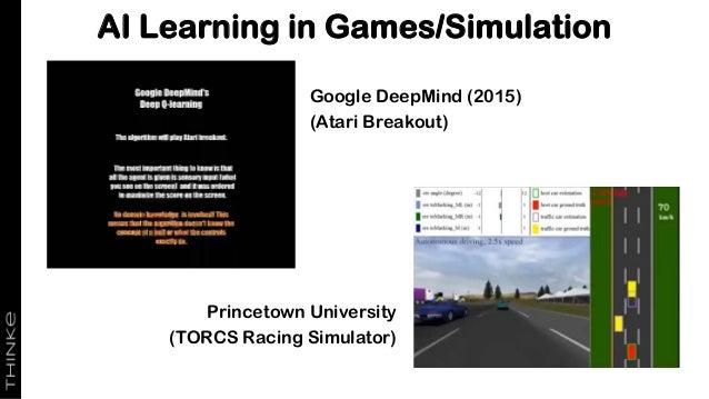Unity Games Engine Machine Learning Agents AI Training