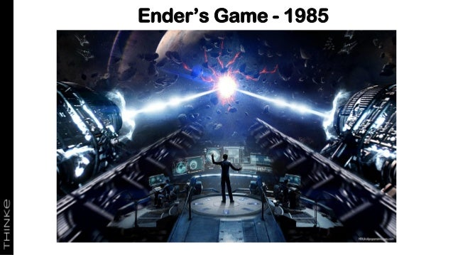 Ender's Game Leadership Remotely-Operated/Autonomous Agents IntuitiveInterfaces