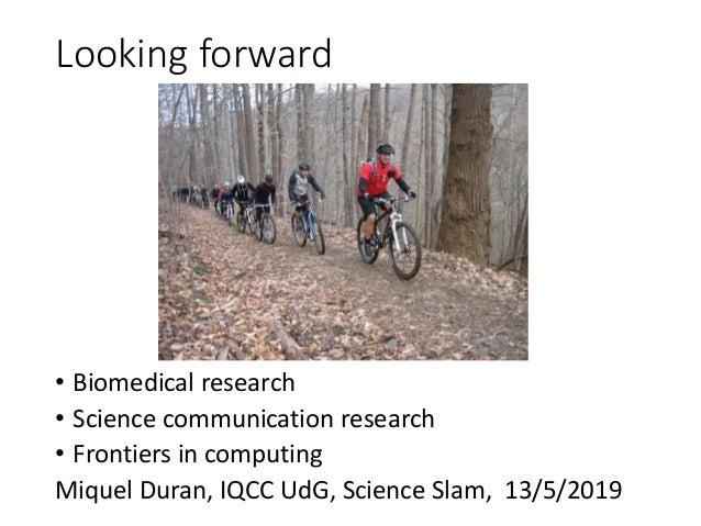 De la recerca a la societat: conceptes complexos, explicació planera Slide 3