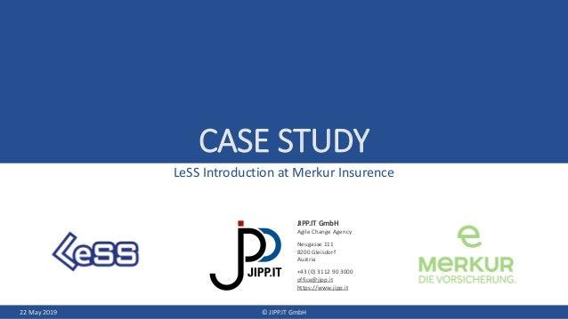 JIPP.IT GmbH Agile Change Agency Neugasse 111 8200 Gleisdorf Austria +43 (0) 3112 90 3000 office@jipp.it https://www.jipp....