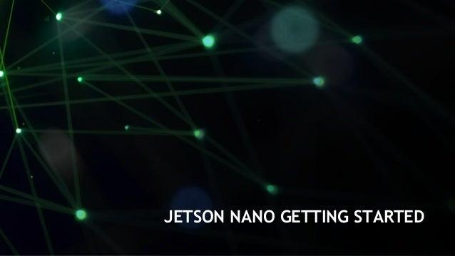 第 1 回 Jetson ユーザー勉強会