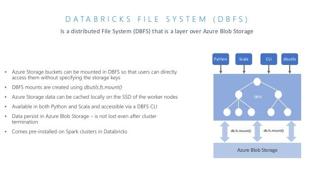 201905 Azure Databricks for Machine Learning