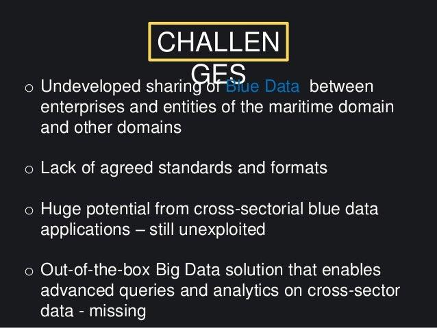 BDVe Webinar Series - Big Data Ocean - Rocking the boat with Big Data Slide 3