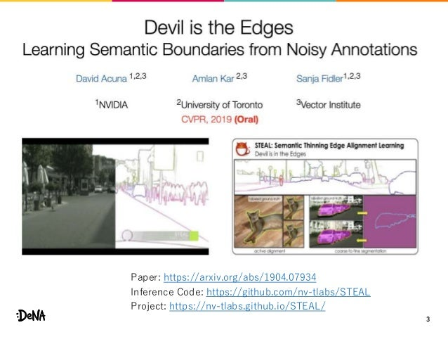 Devil is in the Edges: Learning Semantic Boundaries from Noisy Annotations Slide 3