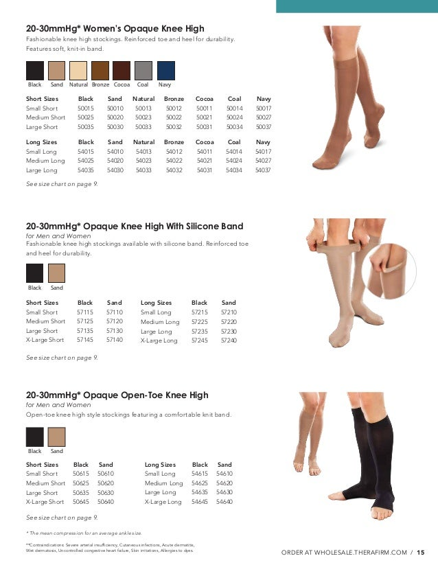 20 30mmhg Moderate Compression Stockings Coal Small Short Preggers By Therafirm Maternity Support Tights Sareg Com