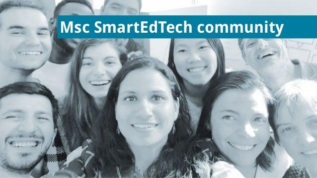 Msc SmartEdTech community
