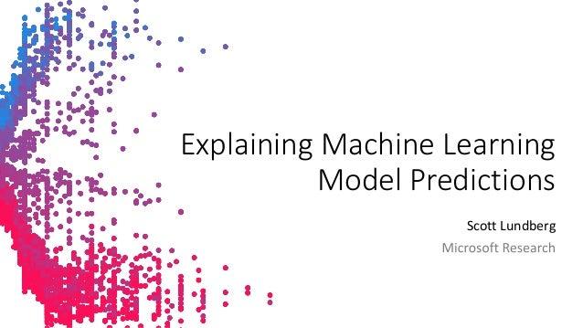 Age(years) ExplainingMachineLearning ModelPredictions ScottLundberg