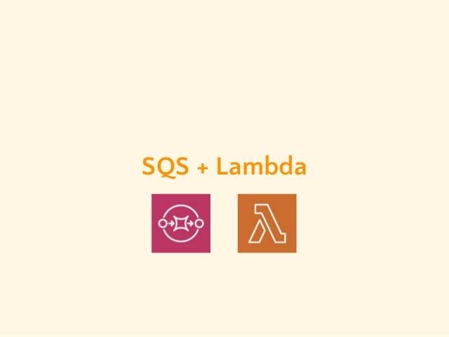 SQS + Lambda