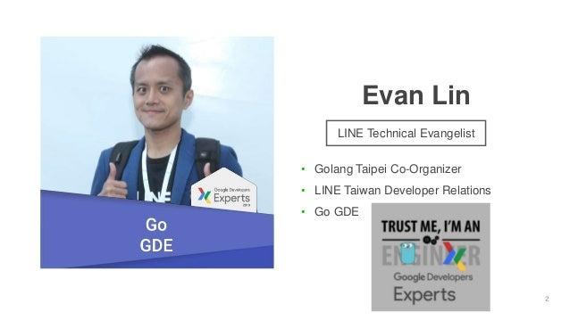 How I become Go GDE Slide 2