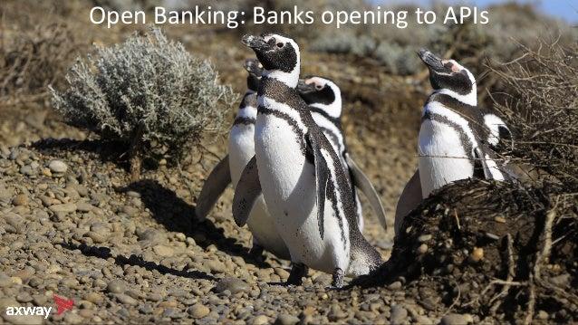 Open Banking: Banks opening to APIs