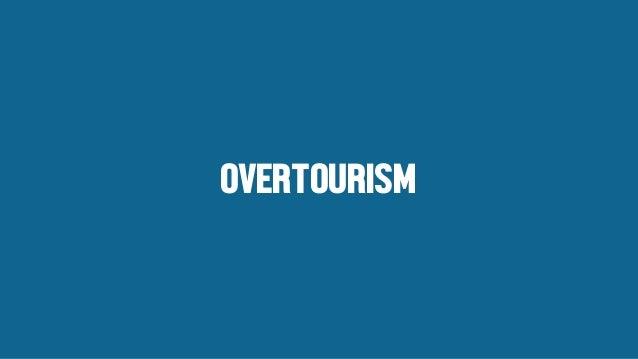 Overtourism Slide 2