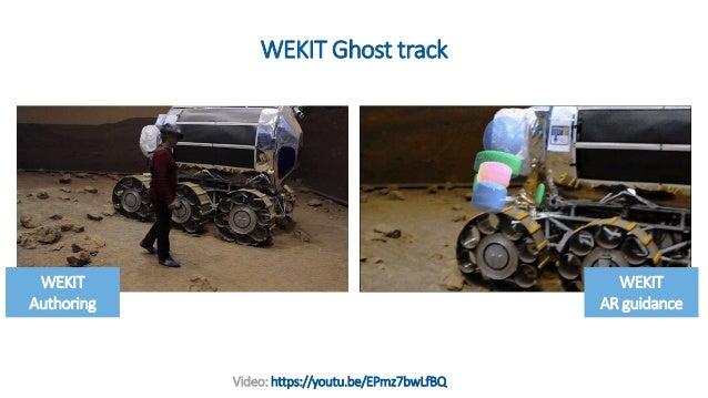 WEKIT Experience Capturing Solutions A holographic training company WEKIT ECS Ltd https://wekit-ecs.com