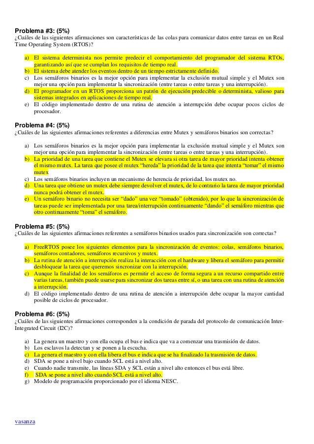 ⭐⭐⭐⭐⭐ DISEÑO DE SISTEMAS DIGITALES, EXAMEN RESUELTO 2do PARCIAL (2019 2do Término) Slide 2