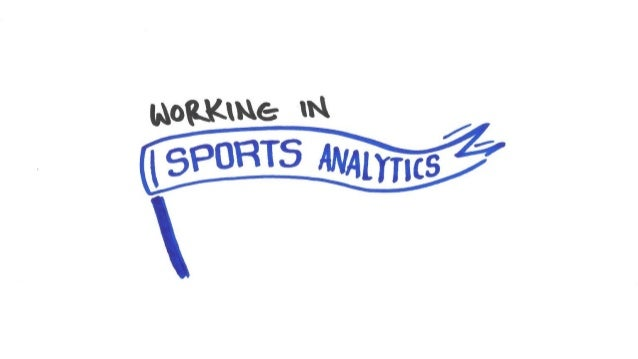 A macro view of sports analytics