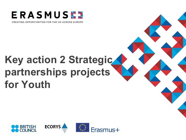 Key action 2 Strategic partnerships projects for Youth