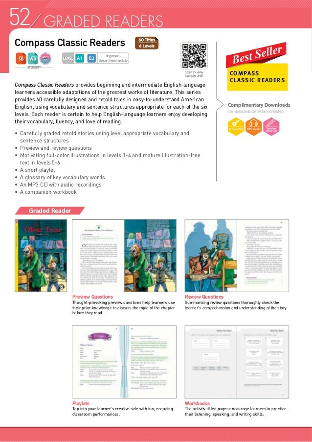 2019 Compass Publishing ELT Catalog