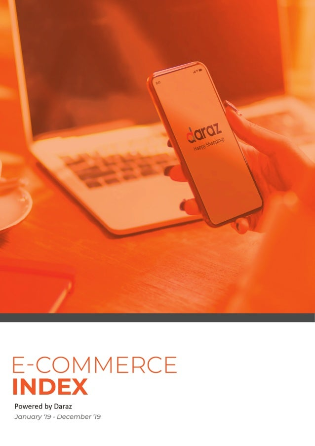 E-Commerce Index powered by Daraz