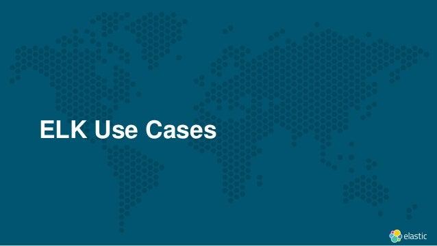 27 ELK Use Cases