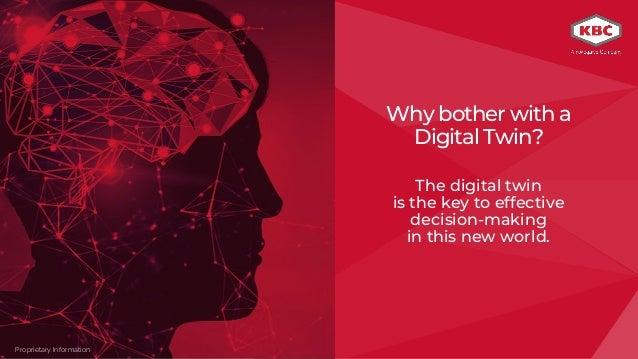Digital Twin: A value creator Slide 2