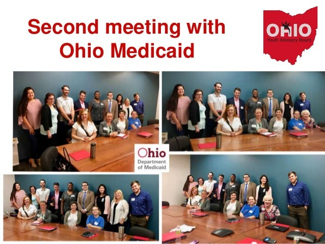Second meeting with Ohio Medicaid
