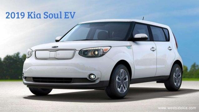 Kia Soul Ev >> All New 2019 Kia Soul Ev Eco Friendly Car Westsie Kia