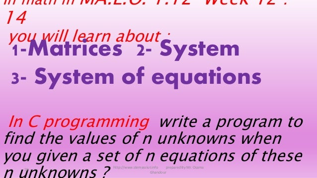 2019 session 6 develop programs to solve a variety of