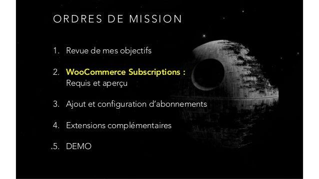 Batissez votre empire avec WooCommerce Subscriptions Slide 3