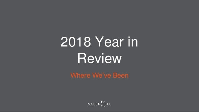 Top Wearables Predictions for the Year Ahead and 2018: Year in Review Slide 3