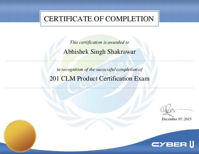 C_THR85_2011 Reliable Exam Materials
