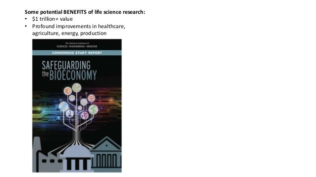 Measuring Cultures of Responsibility in the Life Sciences – Daniel Greene Slide 3