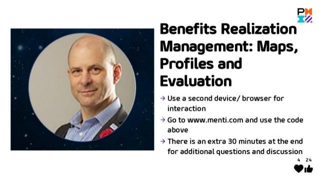 Benefits in your organisation? PM -�- 1/) ...·-� -QI ... C: C:QI QI � ..._ __ _ ___ __ __QI .!!! II) II) :, C: QI 0 $ u Be...