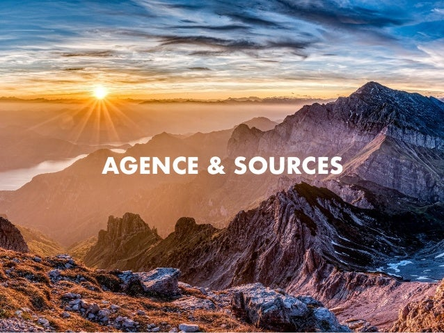 AGENCE & SOURCES