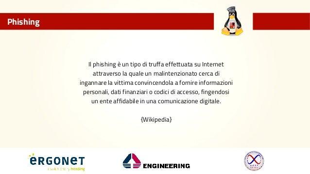 Linux Day Orvieto: Analisi di una email, identifichiamo una minaccia! Slide 3