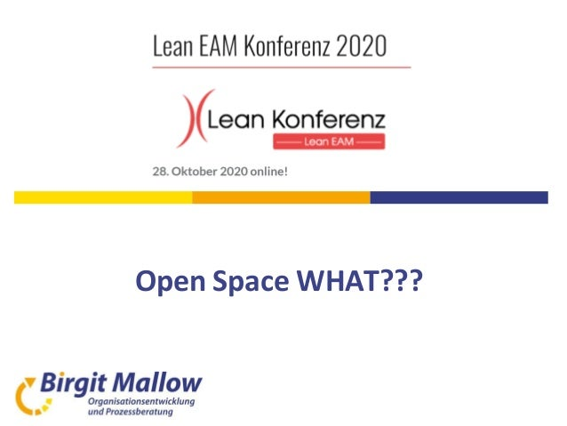 Open Space WHAT???