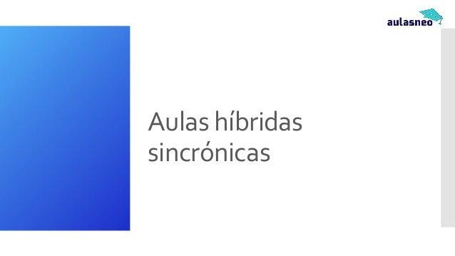 Configuraciones Virtual Físico (a) Mayoritariamente online + presencial ocasional (b) Presencial y Online Sincrónico (Aula...