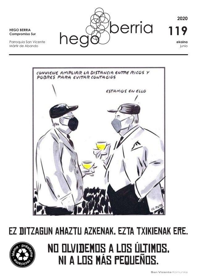 Hego Berria 119  Junio 2020